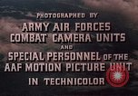 Image of General Curtis LeMay leads bombing of Japan Guam Mariana Islands, 1945, second 30 stock footage video 65675051971
