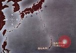 Image of General Curtis LeMay leads bombing of Japan Guam Mariana Islands, 1945, second 38 stock footage video 65675051971