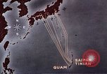Image of General Curtis LeMay leads bombing of Japan Guam Mariana Islands, 1945, second 47 stock footage video 65675051971