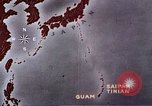 Image of General Curtis LeMay leads bombing of Japan Guam Mariana Islands, 1945, second 49 stock footage video 65675051971