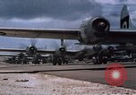 Image of B-29 superfortresses bombing Japan Guam Mariana Islands, 1945, second 1 stock footage video 65675051972