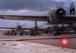 Image of B-29 superfortresses bombing Japan Guam Mariana Islands, 1945, second 2 stock footage video 65675051972