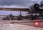 Image of B-29 superfortresses bombing Japan Guam Mariana Islands, 1945, second 3 stock footage video 65675051972
