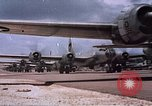 Image of B-29 superfortresses bombing Japan Guam Mariana Islands, 1945, second 5 stock footage video 65675051972