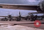 Image of B-29 superfortresses bombing Japan Guam Mariana Islands, 1945, second 7 stock footage video 65675051972
