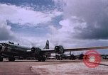 Image of B-29 superfortresses bombing Japan Guam Mariana Islands, 1945, second 11 stock footage video 65675051972