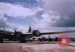 Image of B-29 superfortresses bombing Japan Guam Mariana Islands, 1945, second 13 stock footage video 65675051972