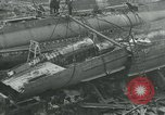 Image of submarine Philadelphia Pennsylvania USA, 1931, second 32 stock footage video 65675051982