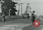 Image of National Guard troops patrol after Armistice Day incident Centralia Washington USA, 1919, second 4 stock footage video 65675052001