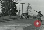 Image of National Guard troops patrol after Armistice Day incident Centralia Washington USA, 1919, second 5 stock footage video 65675052001