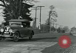 Image of National Guard troops patrol after Armistice Day incident Centralia Washington USA, 1919, second 8 stock footage video 65675052001