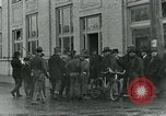 Image of National Guard troops patrol after Armistice Day incident Centralia Washington USA, 1919, second 13 stock footage video 65675052001