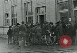 Image of National Guard troops patrol after Armistice Day incident Centralia Washington USA, 1919, second 14 stock footage video 65675052001