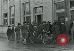 Image of National Guard troops patrol after Armistice Day incident Centralia Washington USA, 1919, second 15 stock footage video 65675052001