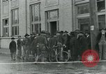 Image of National Guard troops patrol after Armistice Day incident Centralia Washington USA, 1919, second 16 stock footage video 65675052001