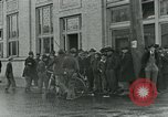 Image of National Guard troops patrol after Armistice Day incident Centralia Washington USA, 1919, second 18 stock footage video 65675052001