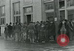 Image of National Guard troops patrol after Armistice Day incident Centralia Washington USA, 1919, second 19 stock footage video 65675052001