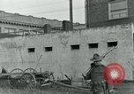 Image of National Guard troops patrol after Armistice Day incident Centralia Washington USA, 1919, second 39 stock footage video 65675052001