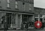 Image of National Guard troops patrol after Armistice Day incident Centralia Washington USA, 1919, second 46 stock footage video 65675052001
