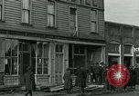 Image of National Guard troops patrol after Armistice Day incident Centralia Washington USA, 1919, second 47 stock footage video 65675052001