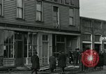 Image of National Guard troops patrol after Armistice Day incident Centralia Washington USA, 1919, second 48 stock footage video 65675052001