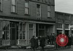 Image of National Guard troops patrol after Armistice Day incident Centralia Washington USA, 1919, second 49 stock footage video 65675052001