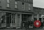 Image of National Guard troops patrol after Armistice Day incident Centralia Washington USA, 1919, second 51 stock footage video 65675052001