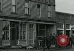 Image of National Guard troops patrol after Armistice Day incident Centralia Washington USA, 1919, second 52 stock footage video 65675052001