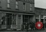 Image of National Guard troops patrol after Armistice Day incident Centralia Washington USA, 1919, second 53 stock footage video 65675052001