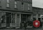 Image of National Guard troops patrol after Armistice Day incident Centralia Washington USA, 1919, second 54 stock footage video 65675052001