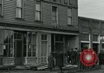 Image of National Guard troops patrol after Armistice Day incident Centralia Washington USA, 1919, second 55 stock footage video 65675052001