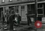 Image of National Guard troops patrol after Armistice Day incident Centralia Washington USA, 1919, second 57 stock footage video 65675052001