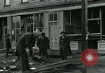 Image of National Guard troops patrol after Armistice Day incident Centralia Washington USA, 1919, second 58 stock footage video 65675052001
