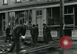 Image of National Guard troops patrol after Armistice Day incident Centralia Washington USA, 1919, second 59 stock footage video 65675052001