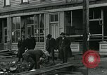 Image of National Guard troops patrol after Armistice Day incident Centralia Washington USA, 1919, second 61 stock footage video 65675052001