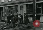 Image of National Guard troops patrol after Armistice Day incident Centralia Washington USA, 1919, second 62 stock footage video 65675052001