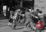 Image of Santa Claus Upper Darby Pennsylvania USA, 1930, second 30 stock footage video 65675052018
