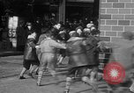 Image of Santa Claus Upper Darby Pennsylvania USA, 1930, second 31 stock footage video 65675052018
