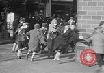Image of Santa Claus Upper Darby Pennsylvania USA, 1930, second 33 stock footage video 65675052018
