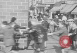 Image of Santa Claus Upper Darby Pennsylvania USA, 1930, second 35 stock footage video 65675052018