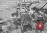 Image of Santa Claus Upper Darby Pennsylvania USA, 1930, second 36 stock footage video 65675052018