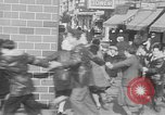 Image of Santa Claus Upper Darby Pennsylvania USA, 1930, second 37 stock footage video 65675052018