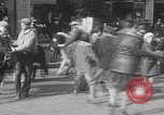 Image of Santa Claus Upper Darby Pennsylvania USA, 1930, second 41 stock footage video 65675052018