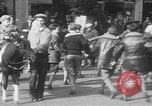 Image of Santa Claus Upper Darby Pennsylvania USA, 1930, second 42 stock footage video 65675052018