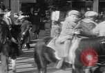 Image of Santa Claus Upper Darby Pennsylvania USA, 1930, second 44 stock footage video 65675052018