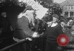 Image of Santa Claus Upper Darby Pennsylvania USA, 1930, second 51 stock footage video 65675052018