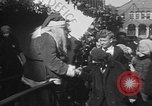 Image of Santa Claus Upper Darby Pennsylvania USA, 1930, second 52 stock footage video 65675052018