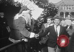 Image of Santa Claus Upper Darby Pennsylvania USA, 1930, second 53 stock footage video 65675052018