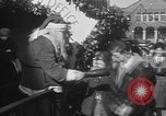 Image of Santa Claus Upper Darby Pennsylvania USA, 1930, second 54 stock footage video 65675052018