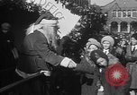 Image of Santa Claus Upper Darby Pennsylvania USA, 1930, second 55 stock footage video 65675052018